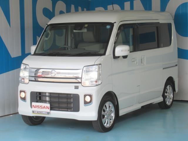 日産 G HR 4WD タ-ボ
