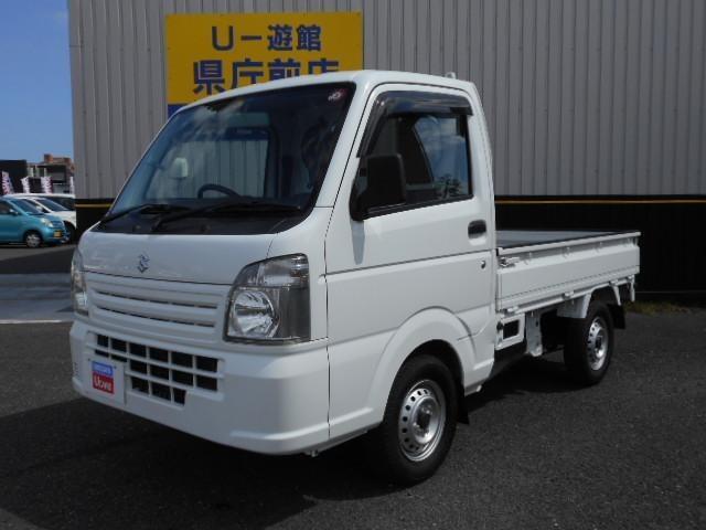 スズキ トラック KC AC PS 農繁 4WD 5速MT