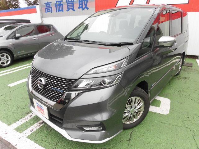 日産 e-power AUTECH SafetyPkg 展示試乗車