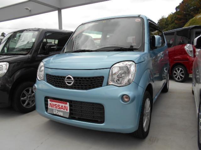日産 X  2WD  CVT
