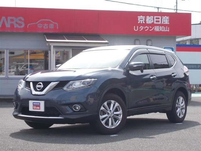 「日産」「エクストレイル」「SUV・クロカン」「京都府」の中古車