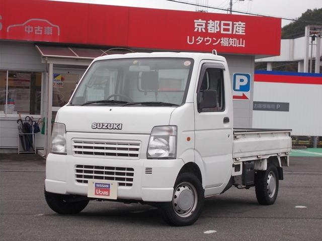 「スズキ」「キャリイトラック」「トラック」「京都府」の中古車