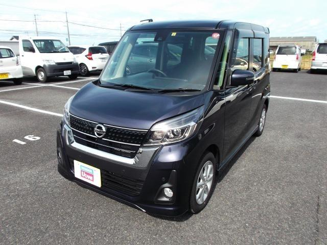 Photo of NISSAN DAYZ ROOX HIGHWAY STAR X / used NISSAN