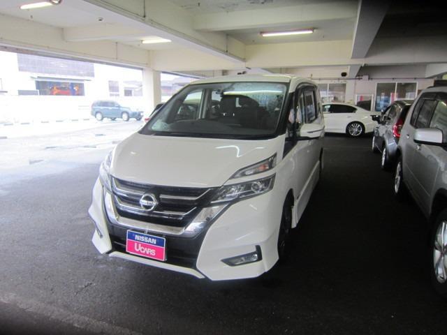 「日産」「セレナ」「ミニバン・ワンボックス」「鳥取県」の中古車