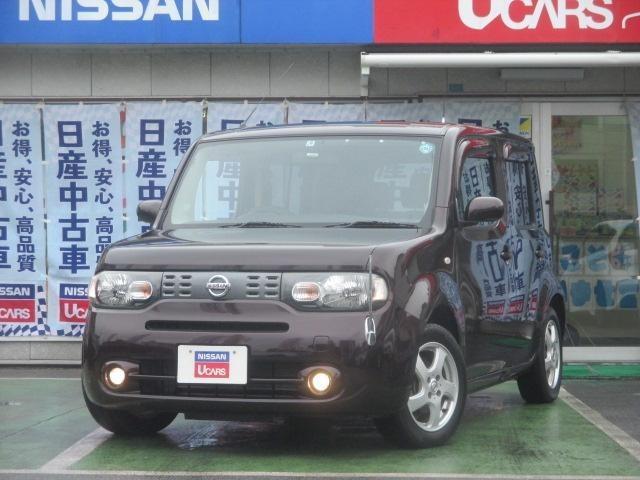 「日産」「キューブ」「ミニバン・ワンボックス」「東京都」の中古車