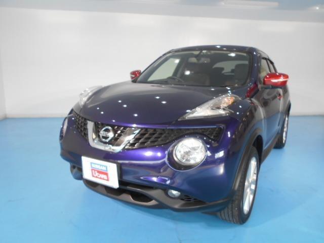 「日産」「ジューク」「SUV・クロカン」「熊本県」の中古車