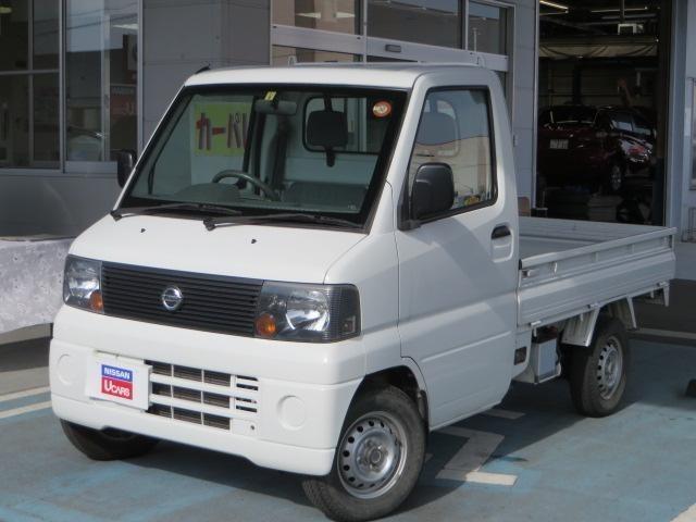 日産 クリッパートラック SD エアコン付 (車検整備付)