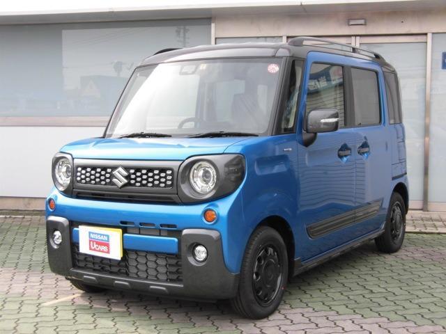 スズキ 660 ギア ハイブリッド XZ 販売条件付車両