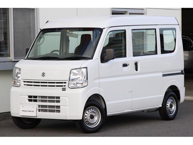 「スズキ」「エブリイ」「コンパクトカー」「高知県」の中古車