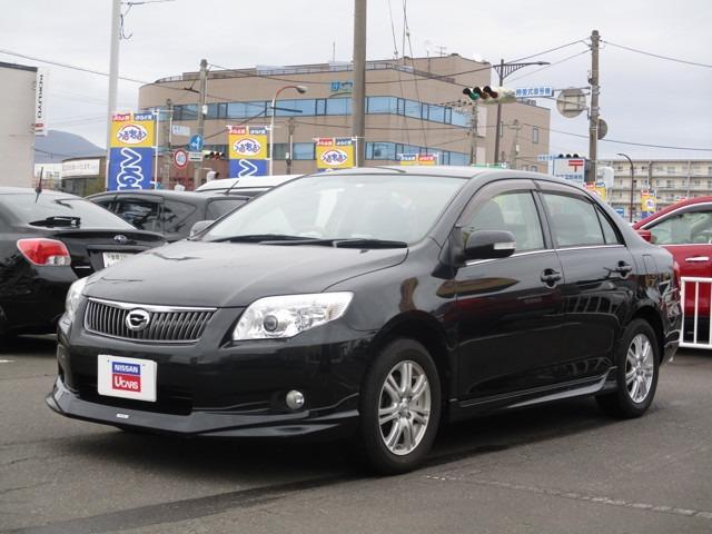 トヨタ 1.8 ラグゼール 4WD 日産ワイド保証1年付