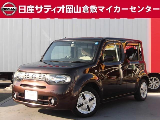 日産 15X Mセレクション プッシュスターター 当社下取車