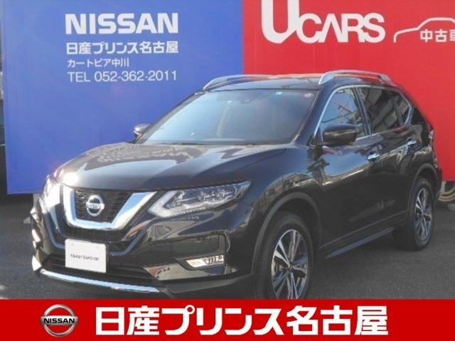 「日産」「エクストレイル」「SUV・クロカン」「愛知県」の中古車