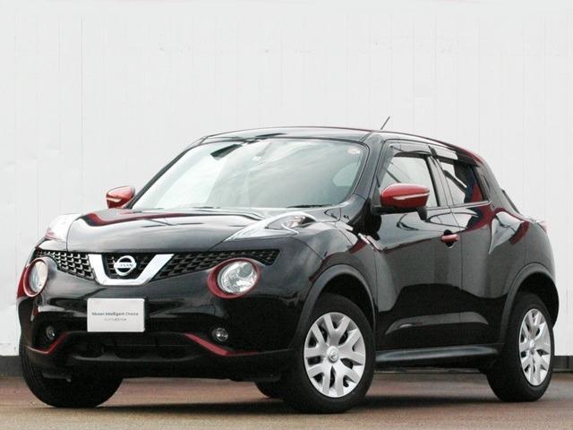「日産」「ジューク」「SUV・クロカン」「富山県」の中古車