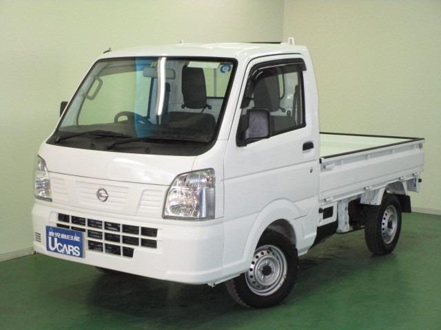 日産 660 DX 農繁仕様 4WD