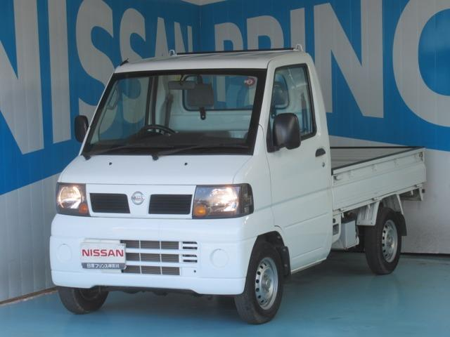 日産 DX 4WD AT