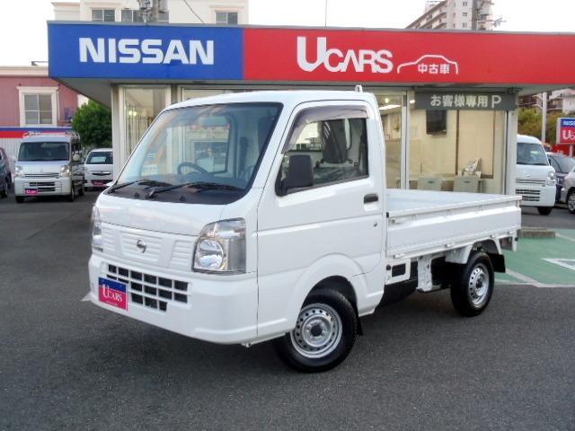 日産 660 DX /5速マニュアル・パワステ・ETC/