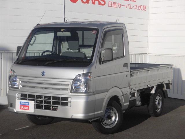 スズキ 660 KX 3方開 オートギアシフト車 4WD