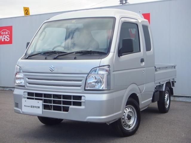 スズキ スーパーキャリイ L 3方開 4WD