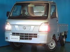 NT100クリッパートラック660 DX 5速マニュアル・AM/FMチューナー