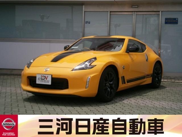 日産 3.7 50th アニバーサリー メーカーナビ キセノン DDV車
