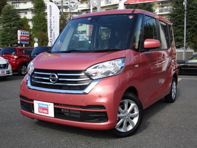 日産 X Vセレクション 当社試乗展示車 純正メモリーナビ