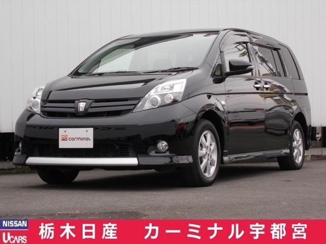 トヨタ プラタナ Vセレクション ノアール 純正HDDナビ・フルセグ・ディスチャージ