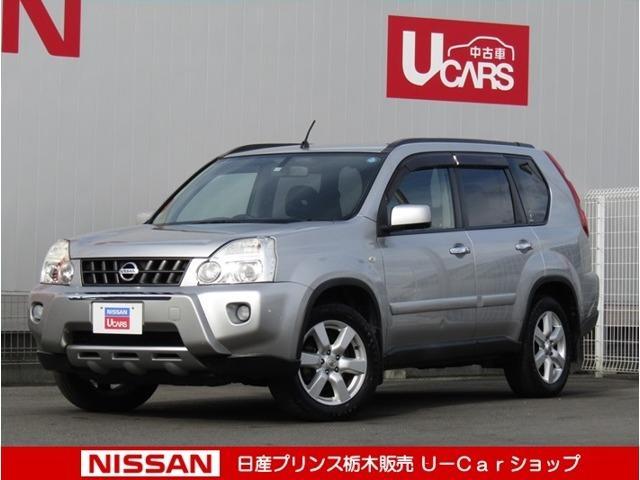 日産 20X 4WD HDDナビ・Bモニター・ETC・キセノン