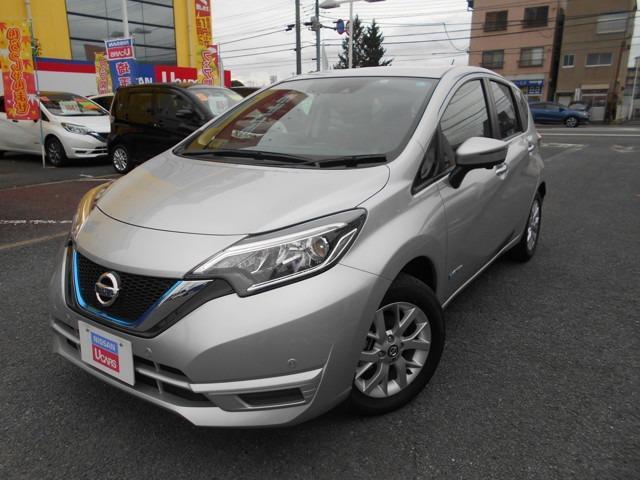 1.2 e-POWER X 社用車UP(1枚目)