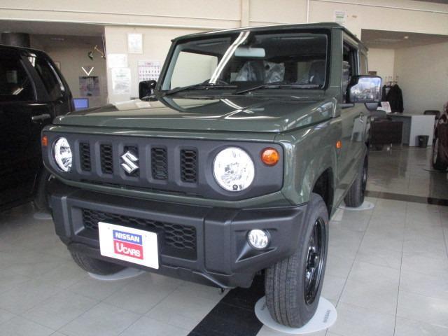 スズキ 660 XL スズキ セーフティ サポート 装着車 4WD 届出済未使用車