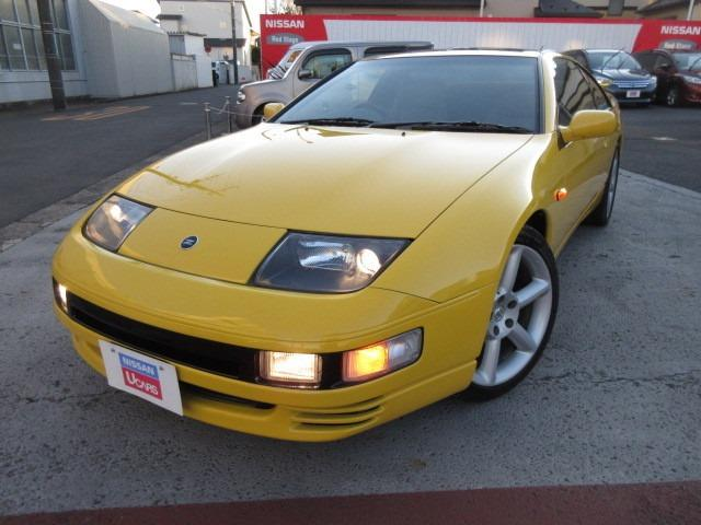 3.0 300ZX 2by2 Tバールーフ イエロー全塗装済
