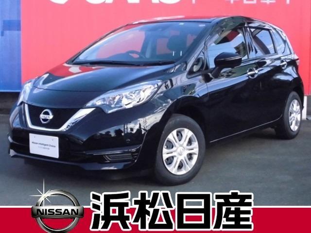 日産 1.2 X 残価設定型クレジット対象車