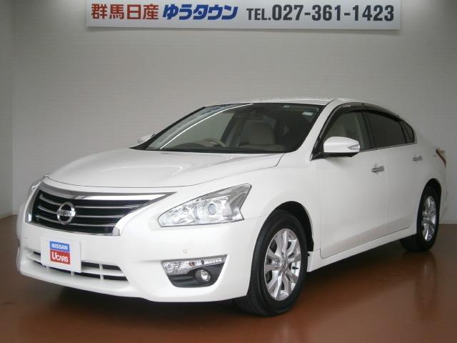 日産 2.5 XL ナビAVMパッケージ 社用車/Pシート/アラウンドビュー/112920