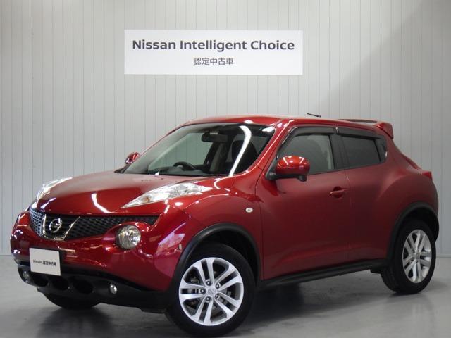 「日産」「ジューク」「SUV・クロカン」「兵庫県」の中古車
