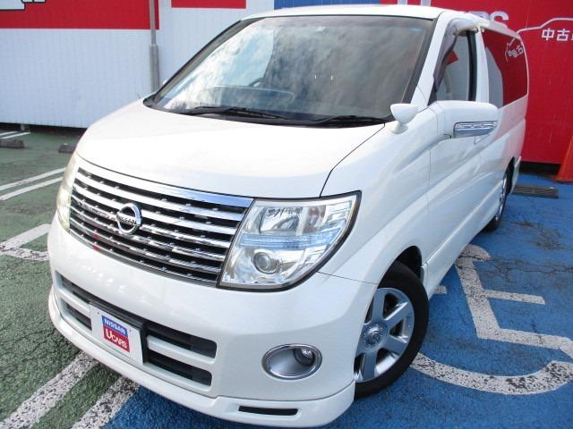 日産 2.5 HWS 4WD 寒冷地仕様 オートスライドドア