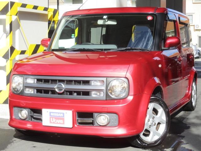 Photo of NISSAN CUBE CUBIC 14RS / used NISSAN