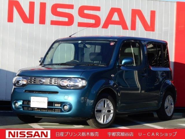 Nissan Cube 15x V Selection 2019 Blue M 6 000 Km