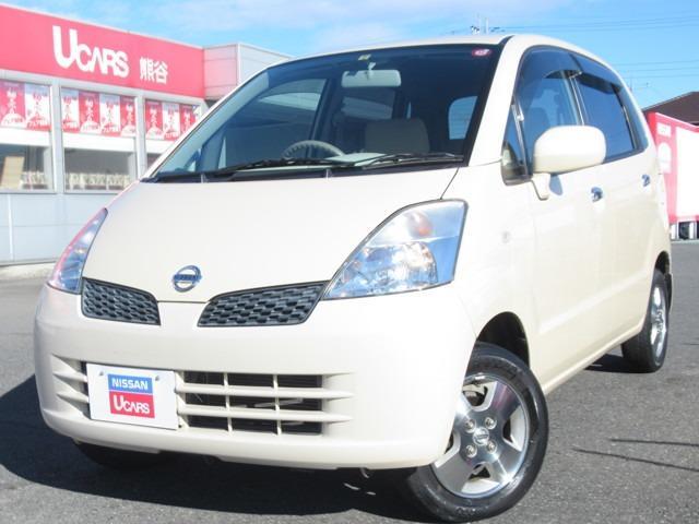 日産 660 ブランベージュセレクション ワンオーナ-車 キ-レス