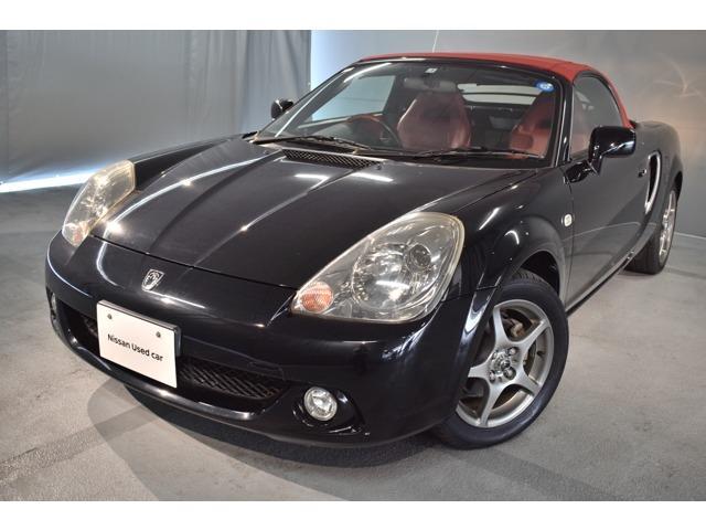 MR−S(トヨタ) Vエディション 中古車画像