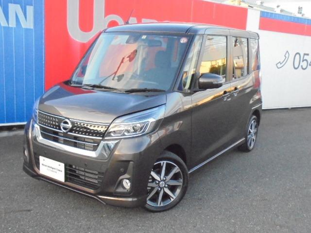 Photo of NISSAN DAYZ ROOX HIGHWAY STAR G TURBO / used NISSAN