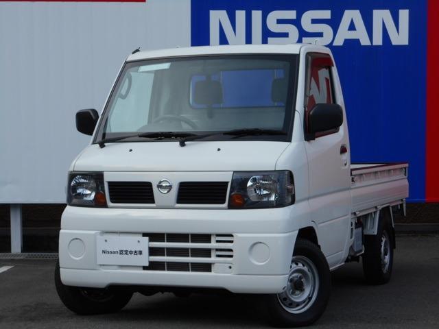 日産 660 DXエアコン付 4WD オートマチック車