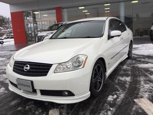 Photo of NISSAN FUGA 350GT FOUR / used NISSAN