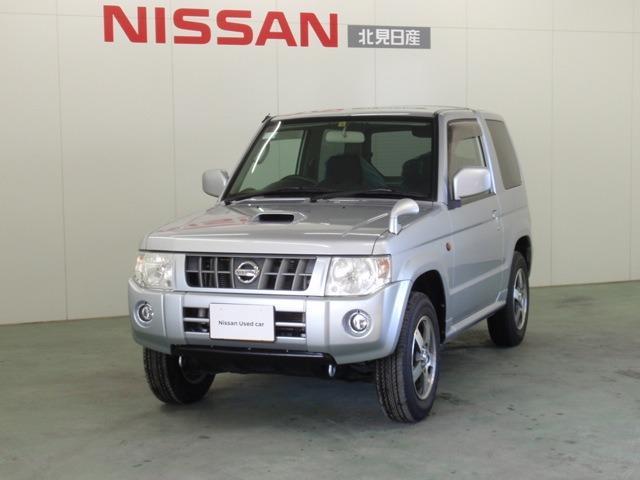 「日産」「キックス」「コンパクトカー」「北海道」の中古車