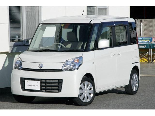 「スズキ」「スペーシア」「コンパクトカー」「高知県」の中古車