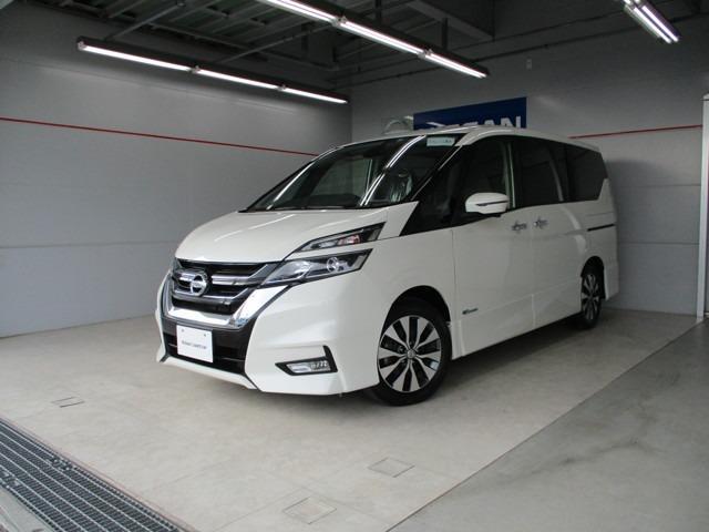沖縄県豊見城市の中古車ならセレナ 2.0 ハイウェイスターG