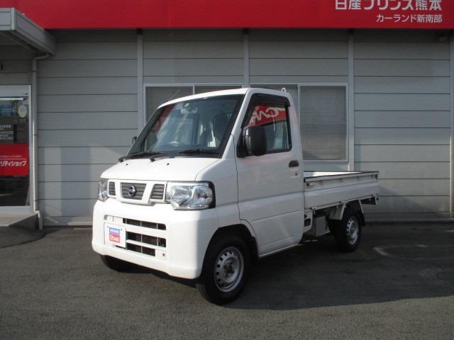 日産 660 DX CDラジオ パワステ エアコン AT車