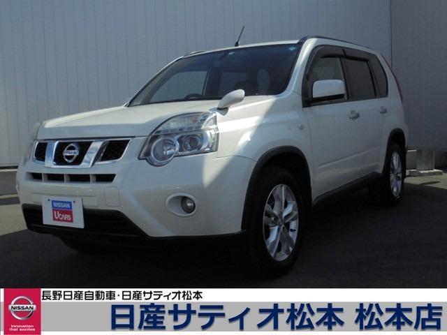 日産 2.0 20X4WD純正ナビTVキセノンライトシートヒーター