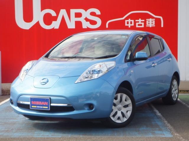 日産 X (24kwh) バッテリー容量 11セグ