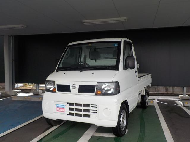 日産 660 SDエアコン付 4WD 車検2年渡し