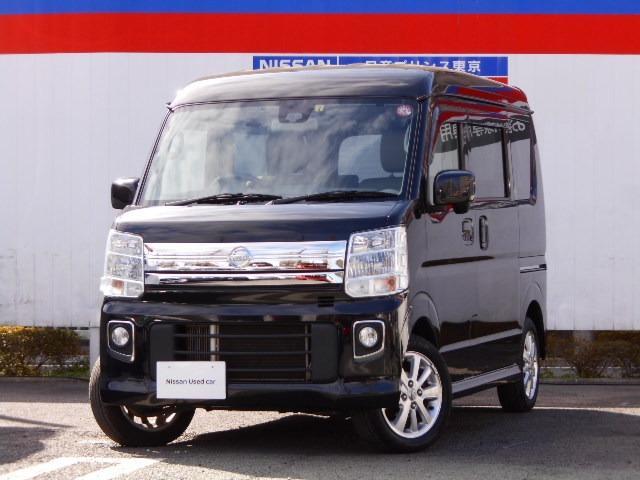 日産 660 E ハイルーフ ナビTV キセノン オートスライド