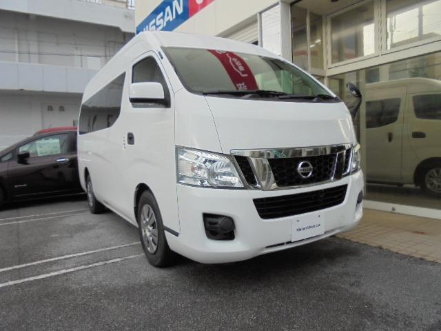 沖縄県沖縄市の中古車ならNV350キャラバンバン 2.5 チェアキャブ M仕様